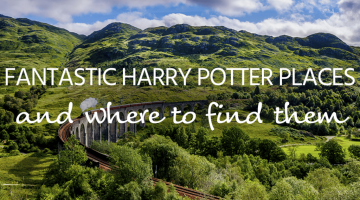 Harry Potter places
