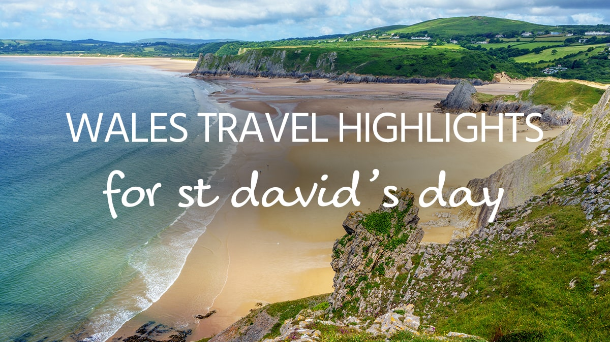 Wales travel highlights