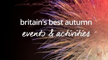 autumn events 2018