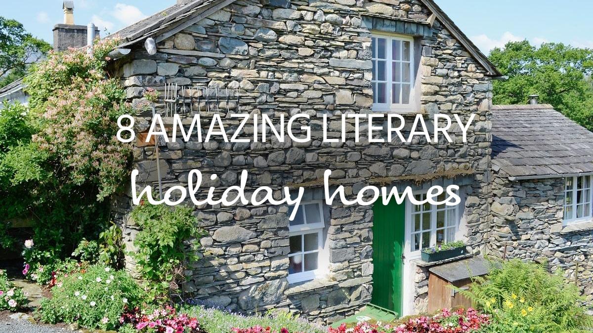 Literary holiday homes header