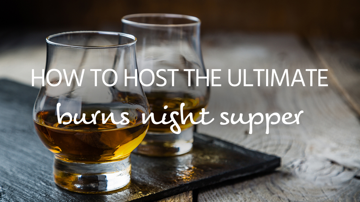 Burns Night how to host