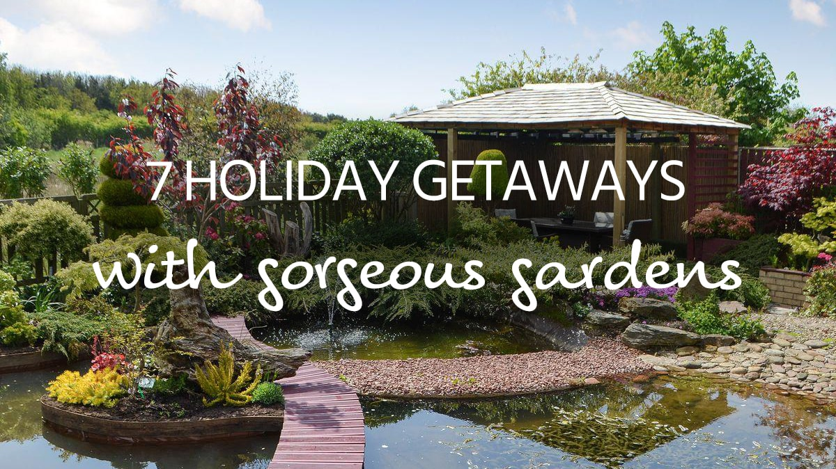 Gorgeous getaways