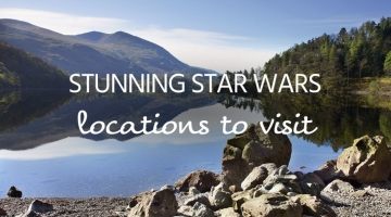 Star Wars locations in the UK and Europe
