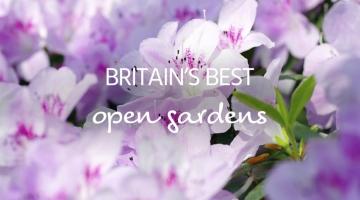 Best open gardens