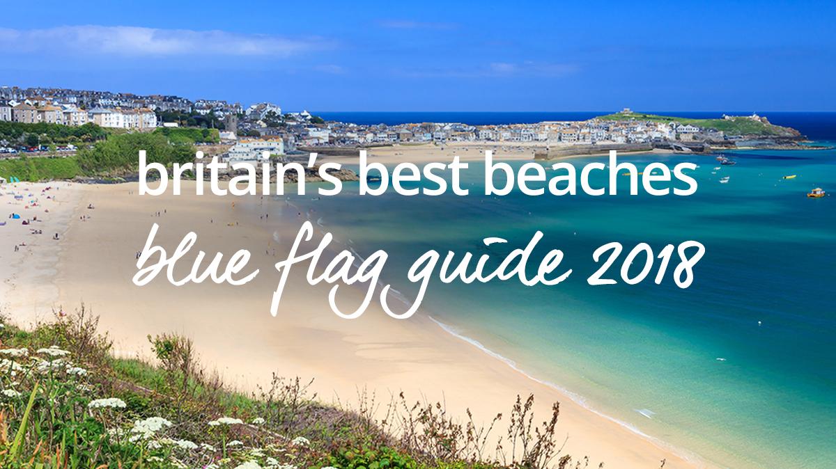 blue flag 2018