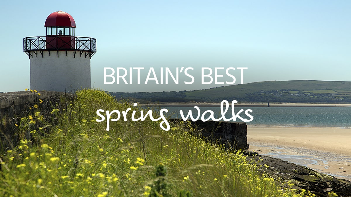 Best spring walks