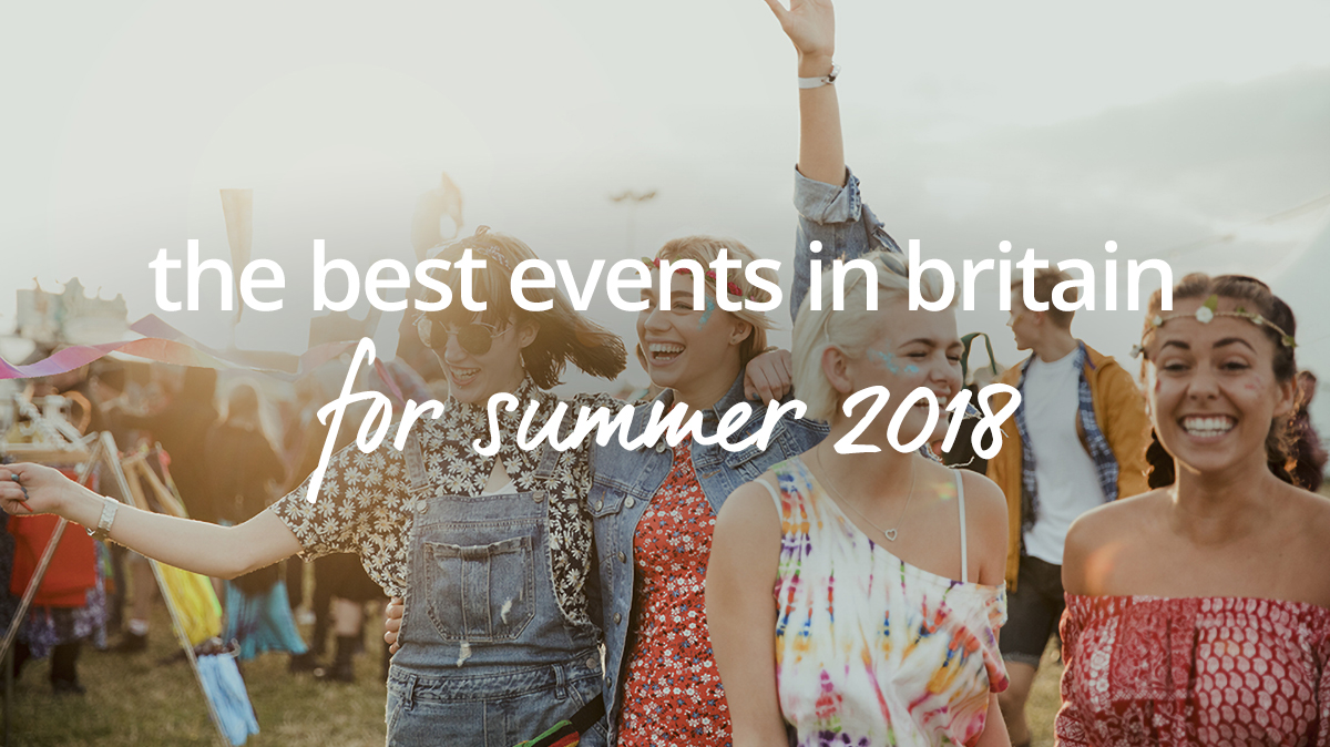 summer events 2018