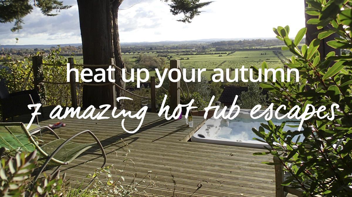 hot tub escapes