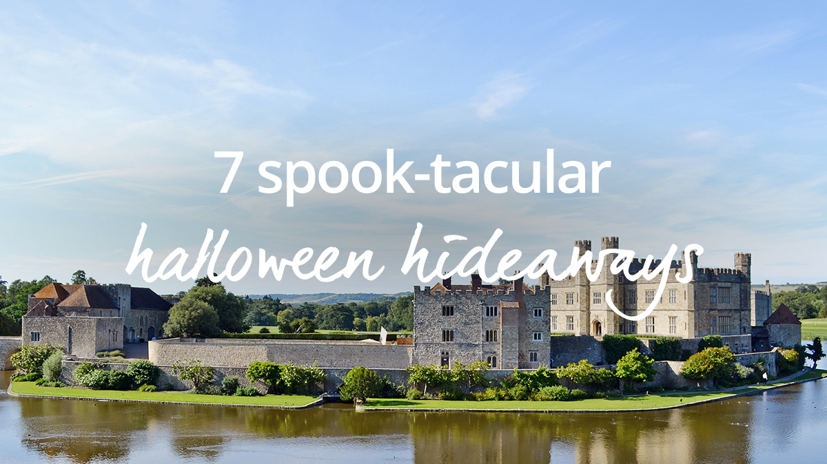 Halloween holidays haunted hideaways