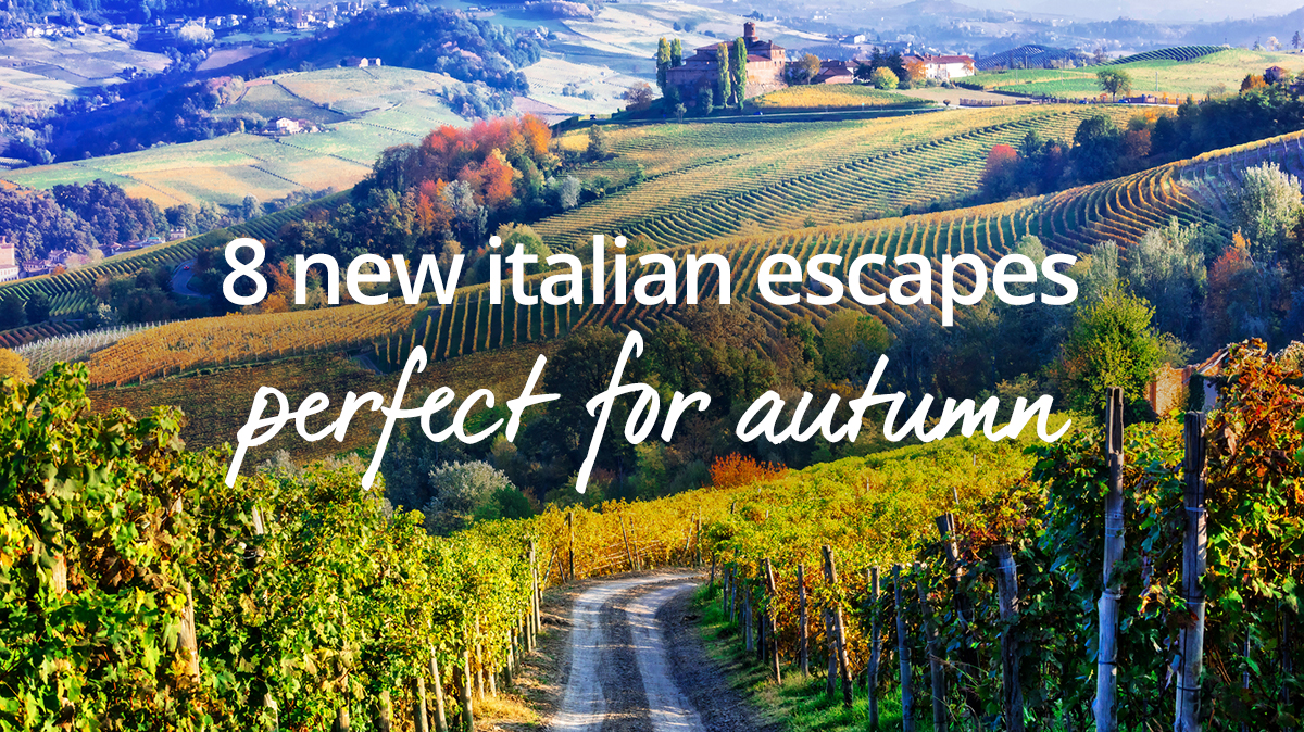 Italian holidays autumn