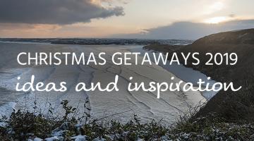 Christmas getaway inspiration