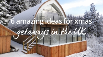 Ideas for Christmas getaways