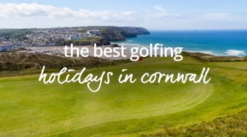 Golf holidays Cornwall
