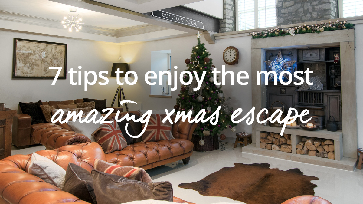 Enjoy an amazing xmas escape