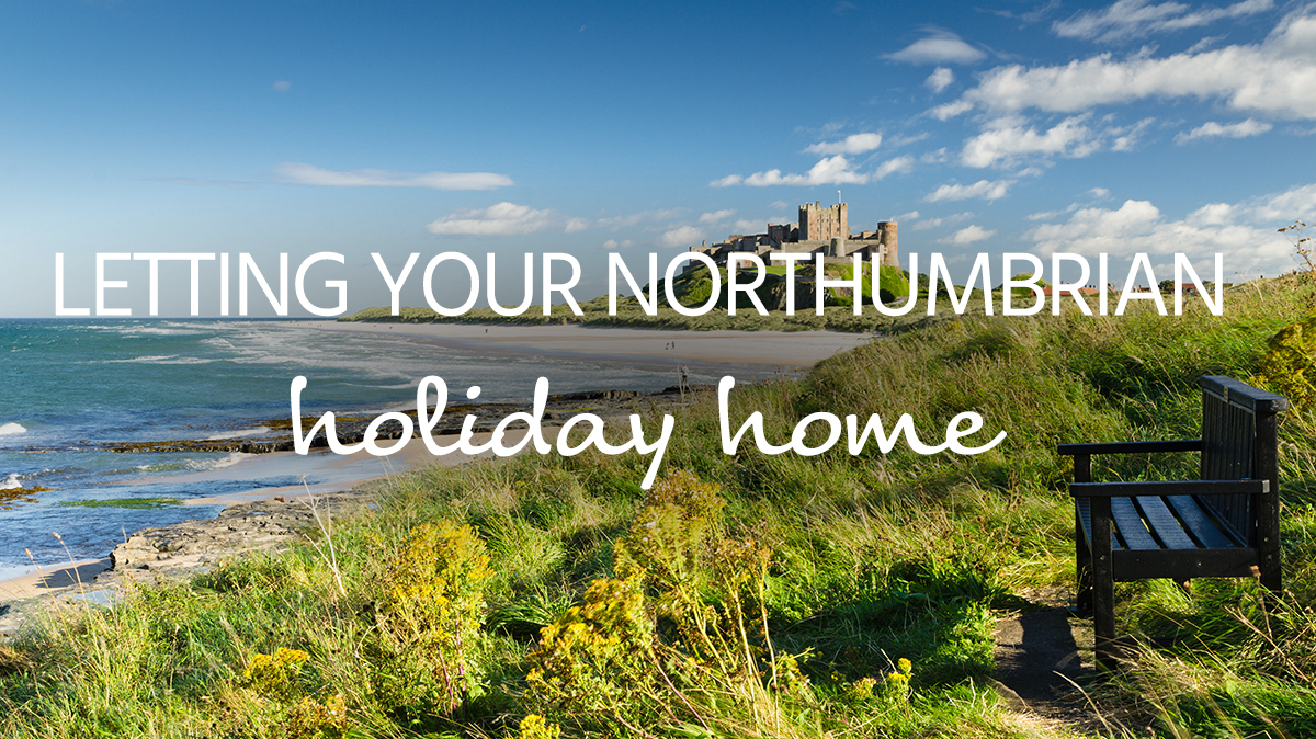 Let out my Northumbrian holiday home